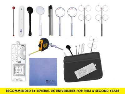 Optometry Instrument Kit 2