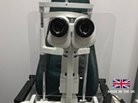 Quality Universal Slit Lamp Breath Shield (Large Size)
