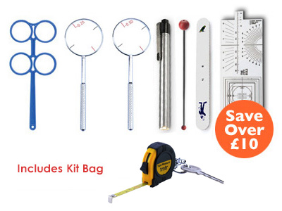 Optometry Instrument Kit 3
