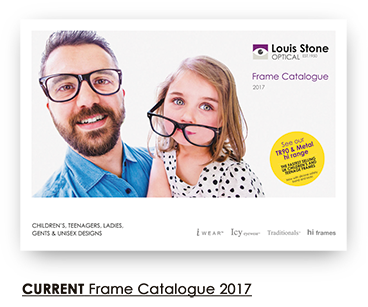CURRENT Frame Catalogue 2017