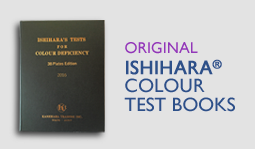 Ishihara® Colour Test Books